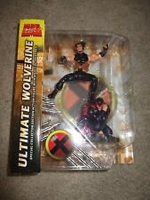 Marvel Select Ultimate Wolverine Action Figure Toy Biz MOC 2003 See my store