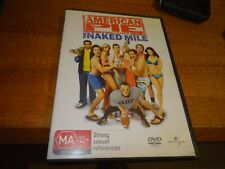 AMERICAN PIE PRESENTS THE NAKED MILE DVD *CHEAP*