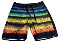 """Quiksilver Boardshorts 30"""" Men Boardies Beach Swim Pool Trunks Surf Board Shorts"""