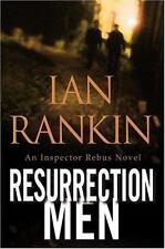 Resurrection Men: An Inspector Rebus Novel-ExLibrary