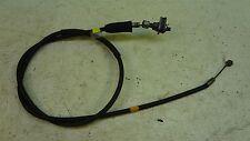 1971 Suzuki T350 T 350 Rebel S383' clutch cable w/ slide guide piece