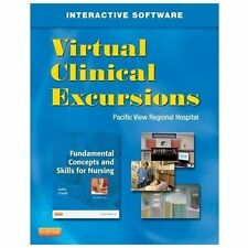 Virtual Clinical Excursions for Fundamental Concepts & Skills for Nursing +CDRom