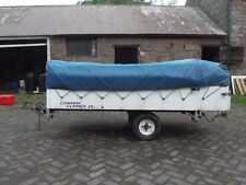Conway Clipper DL Trailer Tent, Festival Camping Motocross Car Boot
