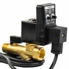 Compressor Automatic Electronic Timed Air Tank Water Moisture Drain Valve Timer