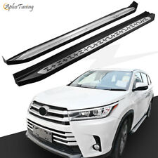 Fit for Toyota Highlander 2014-2019 Running Boards Side Step Nerf Bar US STOCK