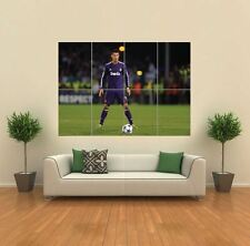 CRISTIANO RONALDO REAL MADRID FOOTBALL GIANT ART PRINT POSTER WALL G1158