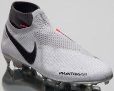 0c723491bd7 Nike Phantom Vision Elite DF FG Pure Platinum Soccer Cleats Ao3262-060 Size  8