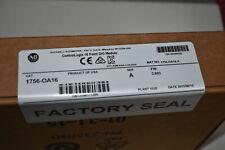 1756 Oa16 Allen Bradley Controllogix Output Module 2015