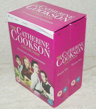 The Catherine Cookson Collection; Complete 24 disc set = 56 Hrs UK Region 2 PAL