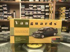 Vanguards Subaru Impreza Turbo Mica Green 1/43 MIB VA12102 Incorrect Reg No