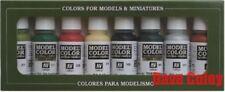 AV Vallejo Modèle 70105 Couleur Set ORCS & GOBLINS