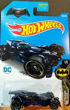 Hot Wheels New Batmobile 1/5 and 329/365 Dc 2015 New