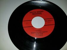 MACK ALLEN SMITH Lodi / Sweet Becky Walker DELTA 1938 45 VINYL RECORD 7""