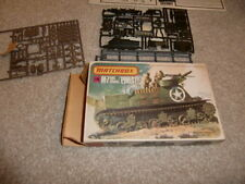 MATCHBOX PK-89 - M-7 HMC 105mm PRIEST - 1:76 -Tank(No diorama in box