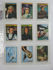 Anglo Confectionery Trading Cards UFO Full Set NM/Mint BRILLIANT CONDITION