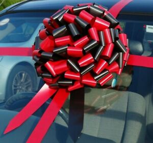 Very Big Giant Car Bike Bow, Extra Large Present ,Gift  + SUPERFAST DISPATCH!!