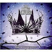 White Empress - Rise of the Empress (2014) CD in Jewel Case