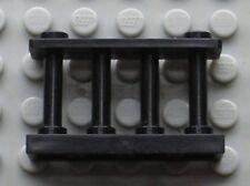 Barriere  LEGO Black Fence Ref 30055 / Set 7785 7237 4766 7094 6210 6762 6769...