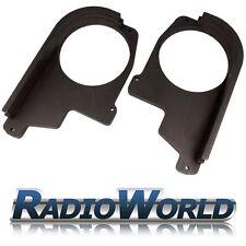 """Bmw 5 Series e39 96-04 mdf avant haut-parleur haut-parleurs 6.5"""" adaptateurs/bagues/entretoises"""