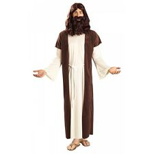 Jesus Costume Adult Christmas Nativity Scene Joseph Easter Halloween Fancy Dress