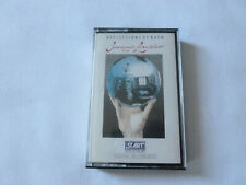 JACQUES LOUSSIER ~ REFLECTIONS OF BACH ~ 1987 UK JAZZ CLASSICAL CASSETTE TAPE