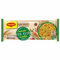 Nutri-Licious Atta Noodles From Maggi, Masala - 300g - Free Shipping Worldwide