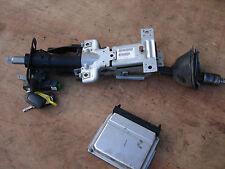 VOLVO s60 s80 v70 xc90 xc70 d5 Set Serratura Chiave Kit ECU del motore 0281011078