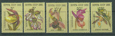 Russia Stamps 1991 Orchids complete set MNH