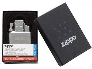 Zippo Gas Gaseinsatz für Benzinfeuerzeuge Jetflame Sturmfeuerzeug Plasma Double