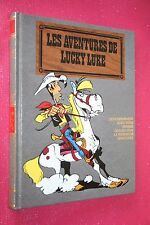LES AVENTURES DE LUCKY LUKE 5 TITRES éd DARGAUD  PARFAIT ETAT