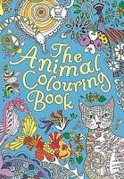 (Good)-The Animal Colouring Book (Paperback)-Gunnell, Beth-1780551797