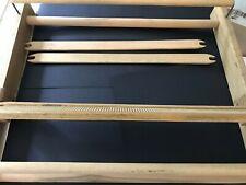 New listing Easy Weave 20� Hardwood Tabletop Weaving Loom Nortfield Brand Loom Never used