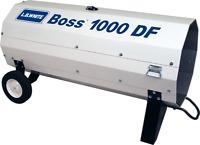 LB White Boss 1000 DF Direct-Fired Heater 1,000,000 BTUH, High CFM, LP/NG