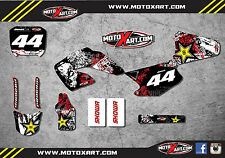 Honda CR 250 - 2000 2001 Full Graphic kit GRAFFITI Style Stickers Graphics