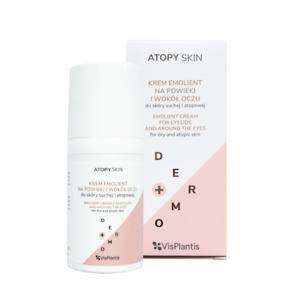 Vis Plantis Atopy Skin Emolient Cream for Eyelids & Around the Eyes 30ml