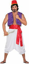 Deluxe Red Sash Belt Aladdin Pirate Sash Prince Royal Costume Accessory 130in