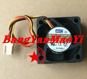 FedEx /DHL AVC 4CM 4020 12V 0.40A DS04020B12S Fan
