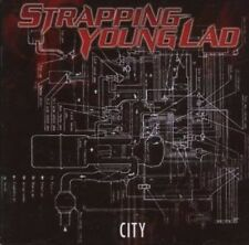 Strapping Young Lad - City [New CD] Holland - Import