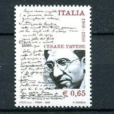 Italia 2008 Centenario della nascita di Cesare Pavese  MNH