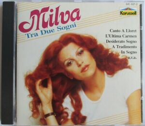 "MILVA - CD ""TRA DUE SOGNI"""