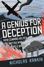 NEW - A Genius for Deception: How Cunning Helped the British Win Two World Wars