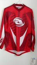 Answer A9 syncron rocky racing jersey ribbed collar NWT