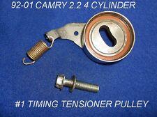 1992 - 2001 TOYOTA CAMRY 2.2 LITER 4 CYLINDER DOHC TIMING BELT TENSIONER PULLEY