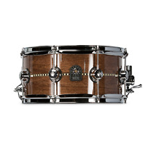 More details for natal cafe racer inlay 13x6.5 snare drum,  gloss finish