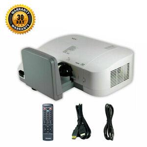 NEC NP-U300X DLP Projector (U300X) 3000 ANSI HDMI 1080i Ultra Short Throw