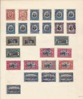 Panama Stamps on page Ref 15503