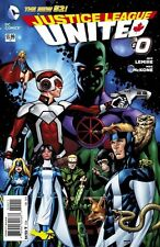 Justice League United #0 (NM)`14 Lemire/ McKone