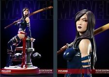 SIDESHOW COLLECTIBLES MARVEL COMICS PSYLOCKE STATUE MARK BROOKS X-MEN
