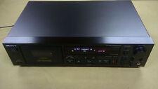 Sony TC-K670 3 kopf kassettendeck mit handbuch und kassetten