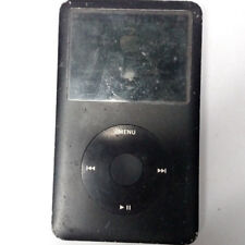 ~* Apple iPod classic 6th Generation Black (80 GB) ~ MB147LL ~ PARTS or REPAIR
